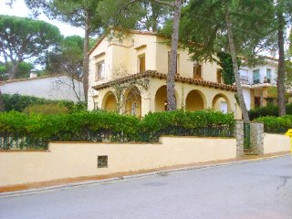 4 bedroom Villa in Llafranc, Catalonia, Spain : ref 5223607