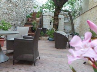 La chambre des petits papes, Avignon