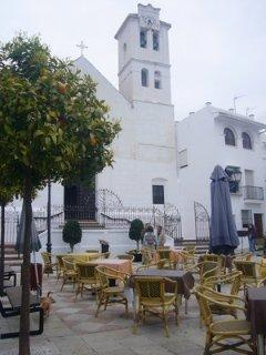 Main church square