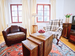 (2) first class apartment, Salzburgo