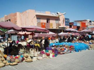 Riad Shaden in Marrakech medina