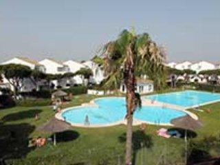 Apartamento con piscina en Sancti Petri RELIQ4-1, Novo Sancti Petri