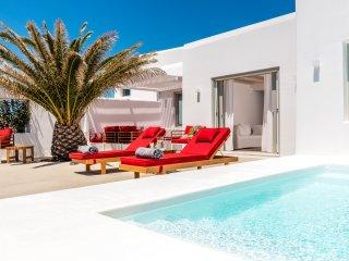 O Lofos - Delos Villa in Agios Stefanos w/seaview