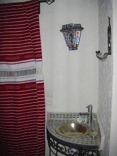 salle d'eau chambre Chaouen