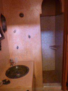 salle d'eau chambre Zagora