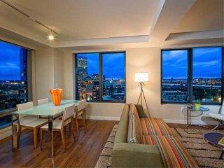 Furnished Studio Apartment at Washington St & Stuart St Boston