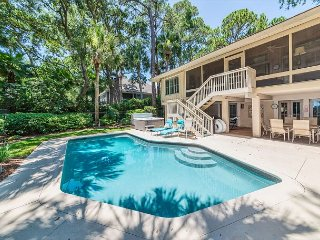 East Beach Lagoon 26, 6 Bedrooms, Private Pool, Oceanfront, Sleeps 14, Hilton Head