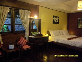 Environmental Bungalow!, Mae Hong Son