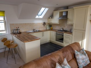 Contemporary Two-Bed Apartment in Wolsingham