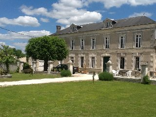 Manor House, with swimming pool, set in 10 acres