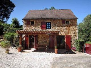 """Maison """"La bouriane"""" au Bru (2 à 6 pers), Frayssinet-le-Gelat"""