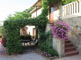 Apartment FarmHouse Il Melograno, Pancole