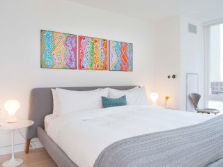 Modern Luxury 2Bed/2Bath Apt. in Midtown Manhattan, Nueva York