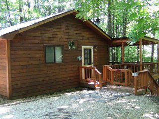 Nice Pet Friendly Near Helen Peaceful Cute & Cozy Cabin - Unplug Unwind & Relax