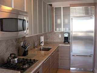 Furnished 1-Bedroom Apartment at 2nd Ave & E 55th St New York, Nueva York