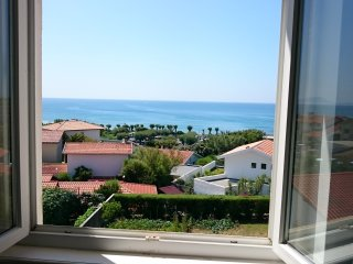 Appartement belle vue mer, Biarritz