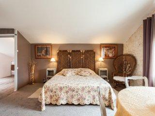 Chambre Chardonnay pour 2 personnes, Narbonne