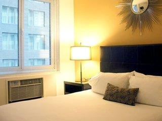 Furnished 1-Bedroom Apartment at 8th Ave & W 55th St New York, Countryside