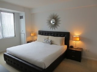 Furnished 1-Bedroom Apartment at Third St & Athenaeum St Cambridge