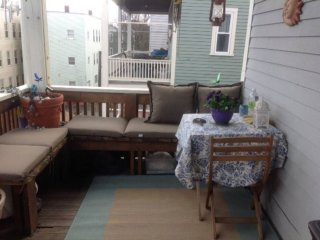 Furnished 2-Bedroom Apartment at Cambridge St & Berkshire St Cambridge, Somerville