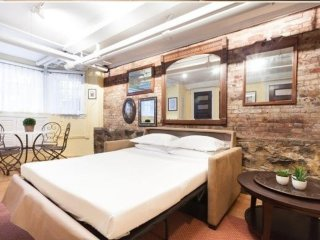 Furnished 1-Bedroom Apartment at 8th Ave & 1st St Brooklyn, Nova York