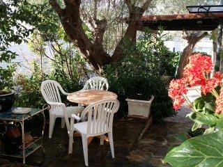 grand studio dans villa Antibes proche ville, mer