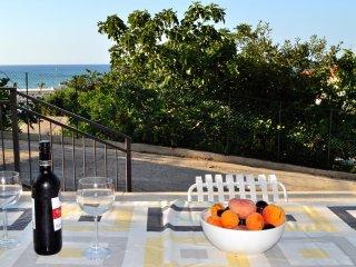 CDG005 Villa 7 posti 100 mt spiaggia + parcheggio, Scopello