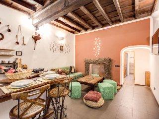 Garibaldi Old Soap Factory in Trastevere, Rom