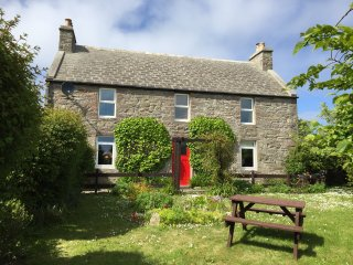 Sherwood Cottage, Burray Village, Orkney Islands, St. Margaret's Hope