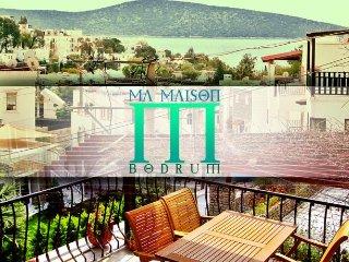 Ma Maison Bodrum, Kumbahce Apart Otel