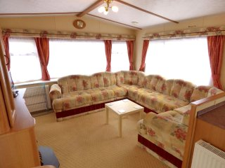 Sabrina, an  8 berth caravan at Southview Leisure Park Skegness