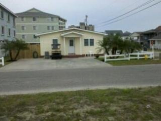 Cherry Grove Beach Bungalow #2 PET FRIENDLY
