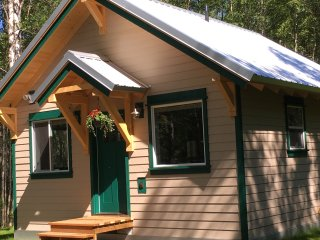 Baby Dall Cabin: Alaskan Luxury in the Forest