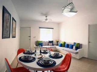 Precioso departamento en Playa del Carmen, Mexico