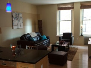 Large, modern 2br, 2ba renovated 6/16 with patio, Boston