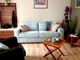 La Maison des Iles, 100 m2, charme, wifi, jolie vue mer, baby friendly, seaview