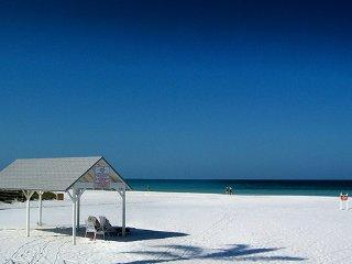 Siesta Key Villa  #1 Beach USA* Gulfside Condo*