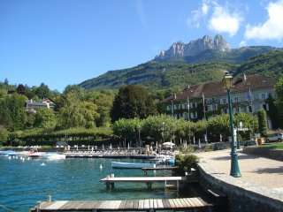 Studio in Talloires 3 min from lake Annecy