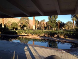De Anza Golf Course Mid-Century with 70' Lap Pool, Borrego Springs