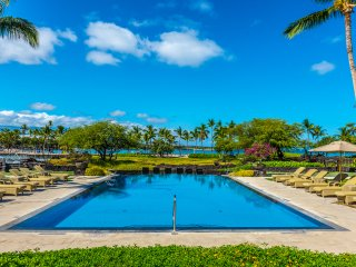 Kolea Condo 11K - 3 Bedroom Ground Partial View, Waikoloa