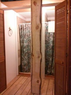 side by side showers