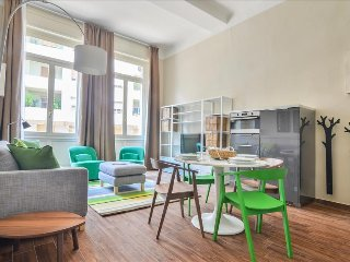 Charming 1bdr apt in city centre