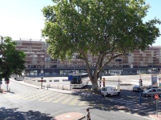 appart T2, 1er étage, centre ville, jusqu'à 4 pers, Montpellier