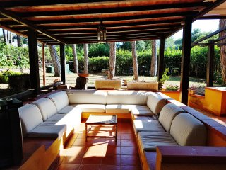 Amazing Villa 5br 5Bt on the beach walk2everything, Punta Ala