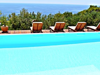 Two bedroom villa flat with amazing views, Hvar
