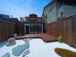 Kumo Machiya Stay Premium-Kamo Riverside 雲.鸭川临水阁, Kioto