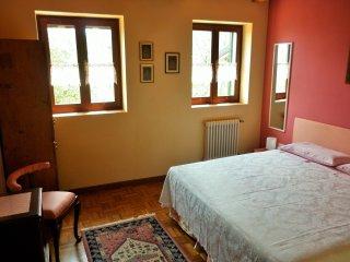 Camera delle Rose - La Casa nel Bosco Vicenza |B&B, Isola Vicentina
