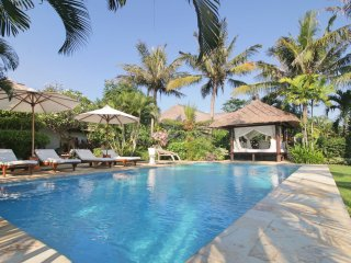 Four Bedroom Beachfront Villa Segara Indah Bali