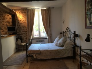 Romantic studio apartment in walkers and wine spot, Saint-Chinian