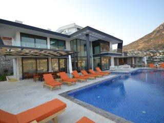 Luxury Unlimited Villa 5 Bedrooms, Kalkan